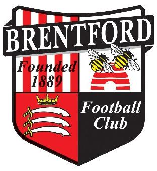 News Shopper: Football Team Logo for Brentford