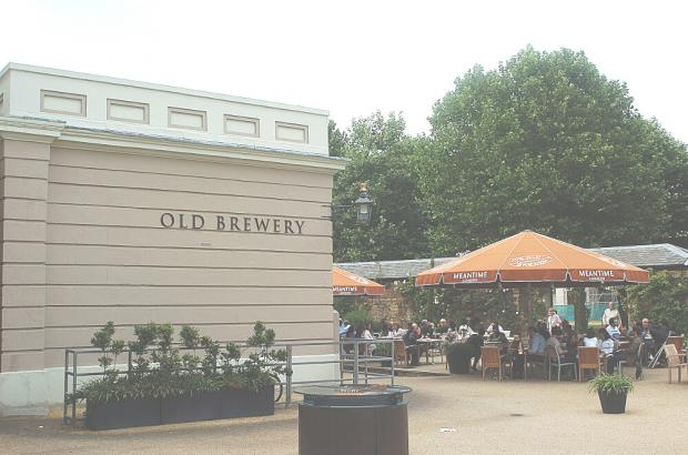 News Shopper: The Old Brewery, Old Royal Naval College, Greenwich