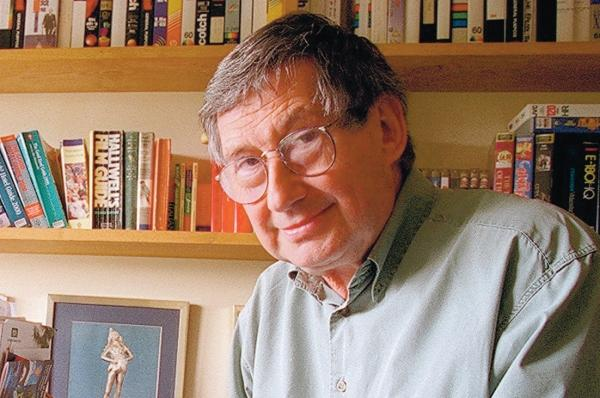 News Shopper: HOME TURF: North Yorkshire-based David Nobbs is enjoying a small-scale staging of his novel