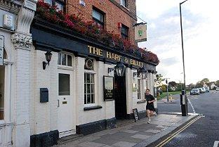 The Hare and Billet, Hare and Billet Road, Blackheath