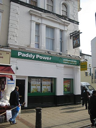 News Shopper: The Deptford Arms is also becoming a Paddy Power
