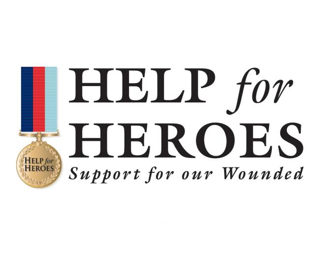 Millwall fans raise £10,000 for Help for Heroes