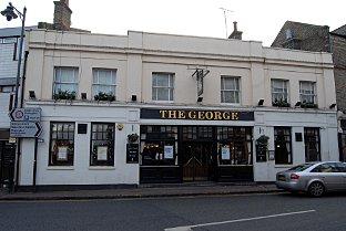 The george bexley