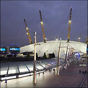 News Shopper: O2-arena.jpg