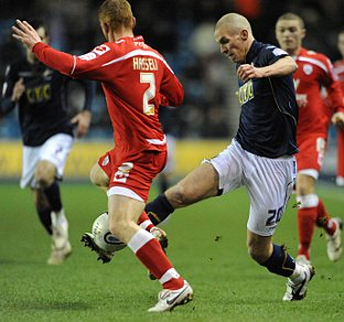 Steve Morison is on the brink of penning a new deal with Millwall. PICTURE BY ALLSPORTSPHOTOGRAPHY.CO.UK