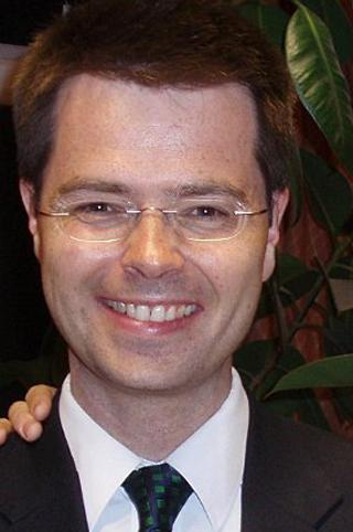 News Shopper: MP James Brokenshire