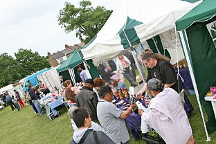 News Shopper: Previous Make Merry festivals have attracted thousands of people