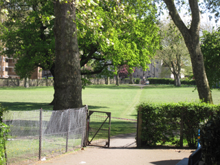 News Shopper Park Recreation Ground In Sydenham