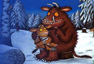 News Shopper: Don't miss the Gruffalo's Child at the 'Stute