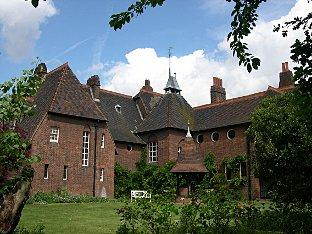 William Morris's Bexleyheath home, now owned by the National Trust