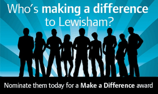 Lewisham Council's Make a Difference awards