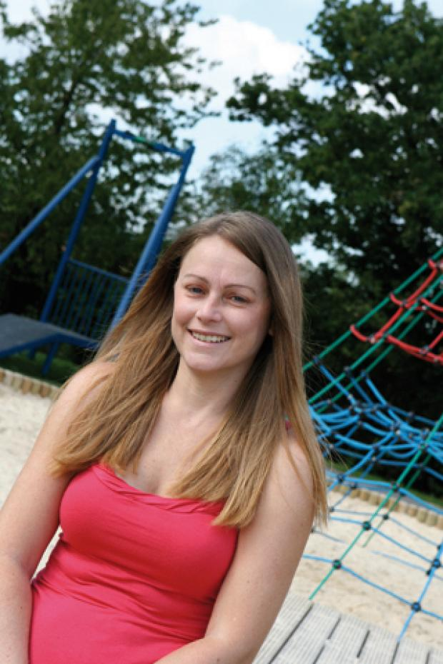 News Shopper: Kylie Barnes, of the Friends of Blythe Hill Fields