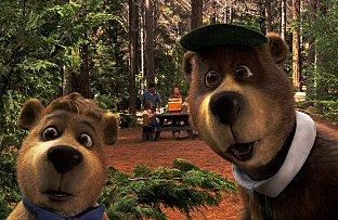 DVD REVIEW: Yogi Bear **