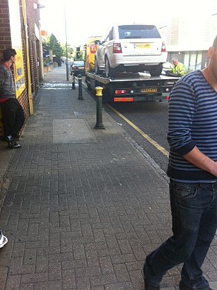 Bromley Hand Car Wash Being Sued After Manager Took Customer S Car