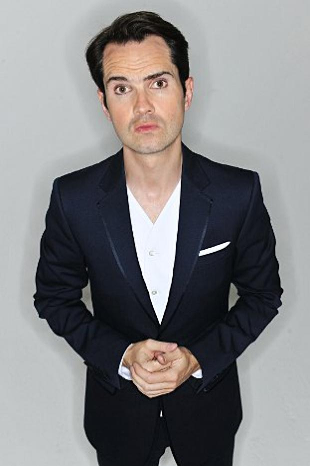 Jimmy Carr talks about the healing power of laughter