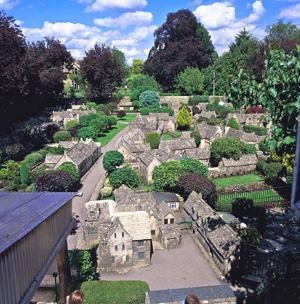 Cotswolds offer chocolate box charm