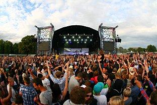 News Shopper: Revellers at last weekend's SW4 festival