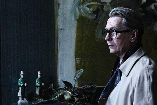 News Shopper: Gary Oldman as George Smiley in Tinker Tailor Soldier Spy