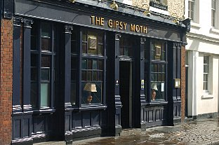 The Gipsy Moth, Greenwich Church Street, Greenwich