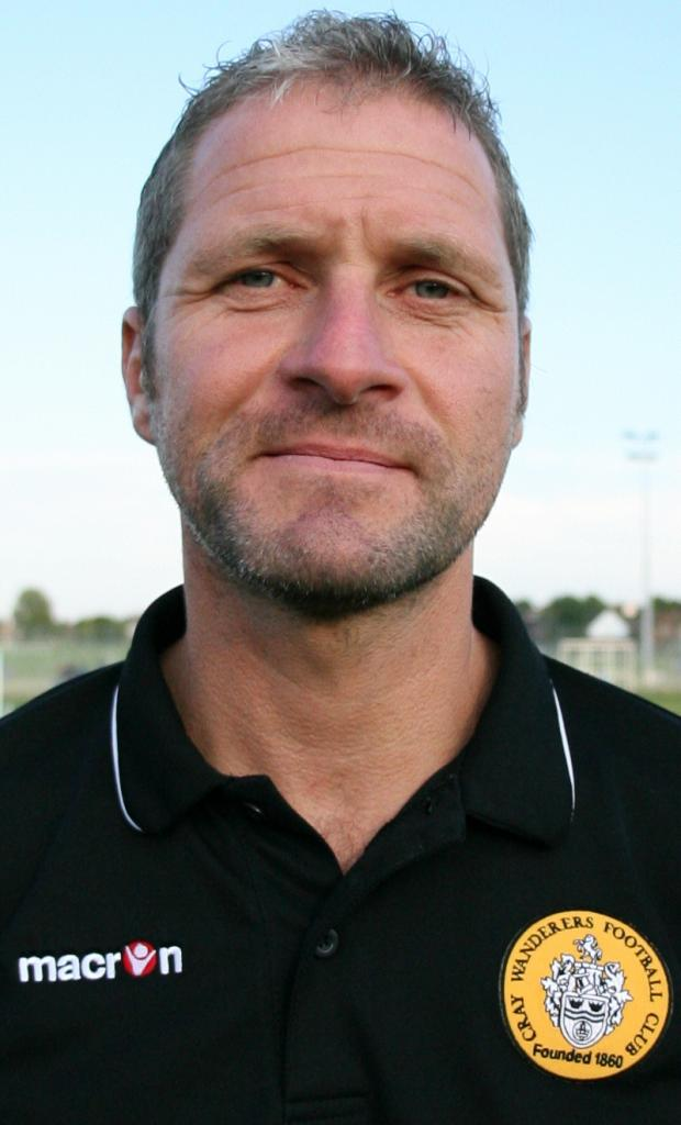 Ian Jenkins has reached the 500-game mark as Cray Wanderers FC manager.