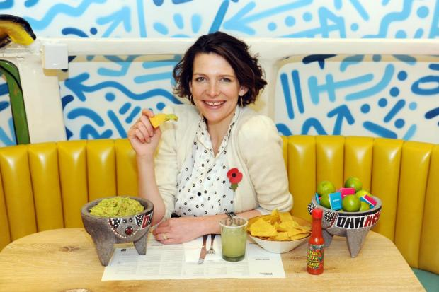 News Shopper: Wahaca in Bluewater, which was founded by Masterchef winner Thomasina Miers, is one of the first restaurants to use Flypay