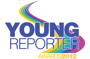 News Shopper: Young Reporter Awards 2012 logo