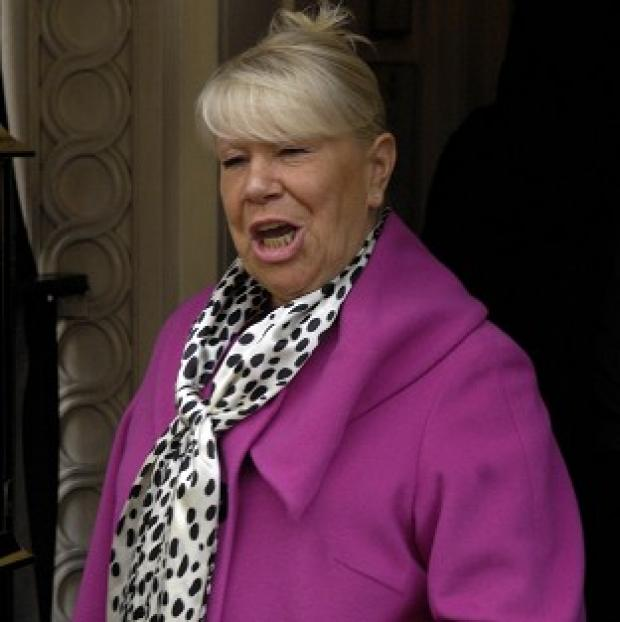 Laila Morse, aka 'Big Mo', from New Cross