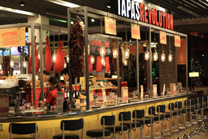 Tapas Revolution, Bluewater