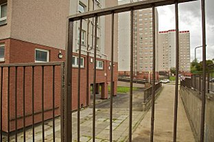 There have already been two bookings to film on the Erith estate.