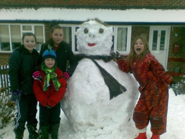 Submitted by Joanne Humphreys in Orpington