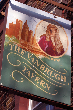 The Vanbrugh Tavern, Greenwich