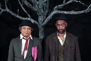 All-black British cast tackle Samuel Beckett's Waiting for Godot