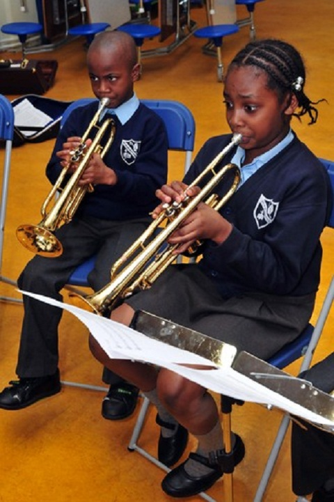 News Shopper: Thousands of musical children to play in Lewisham Live
