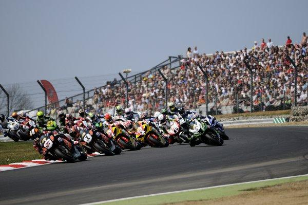 The British Superbike events are always a big hit in Kent