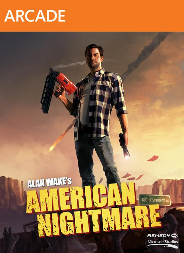 Review - Alan Wake's American Nightmare (Xbox 360 download)