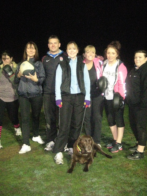 Invigorating Bexley boot camp whips reporter into shape on a work night