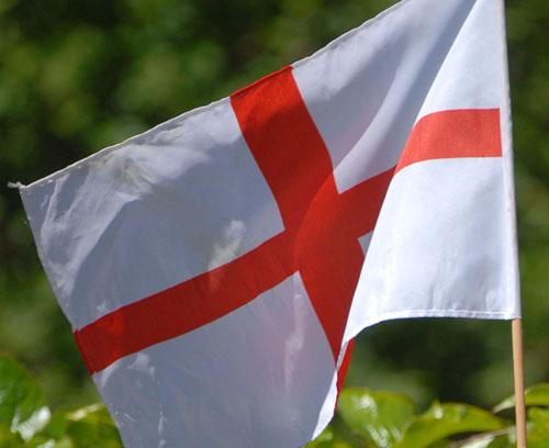 St George's Day celebrations hit Gravesend