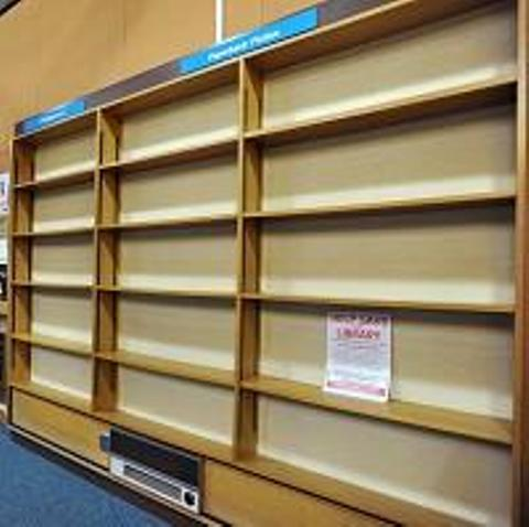 Warning of 'bleak future' for libraries
