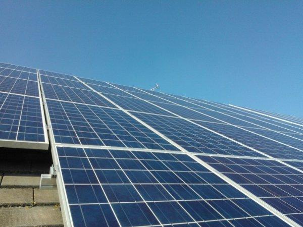 Bromley police install 120 solar panels