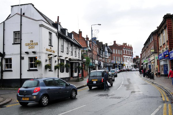 A planning application has been lodged for a property on Beckenham High Street