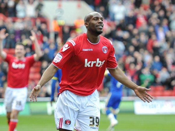 Dany N'Guessan could be back in a Charlton shirt soon. PICTURE BY KEITH GILLARD.
