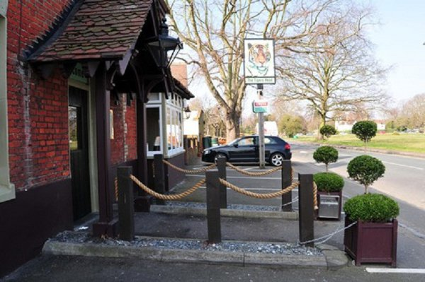 PubSpy reviews Tiger's Head, Chislehurst