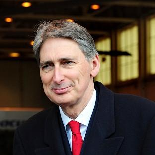 Defence Secretary Philip Hammond hopes Olympics security exercises will reassure the public