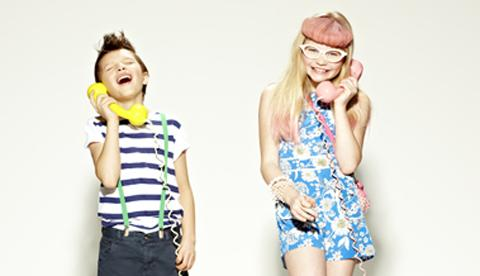 Youngsters can enjoy catwalk shows at the River Island Kids Roadshow