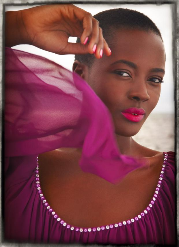 Picture by Tom Corbett/Cosmopolitan - Philomena Kwao
