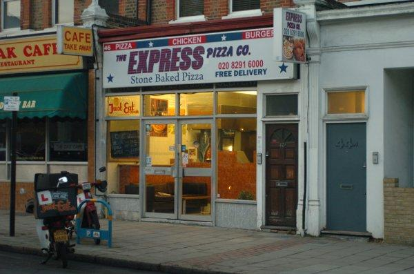 The Express Pizza Co, Forest Hill