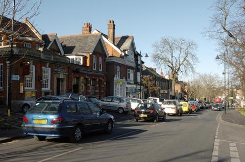 Have your say on Chislehurst High Street