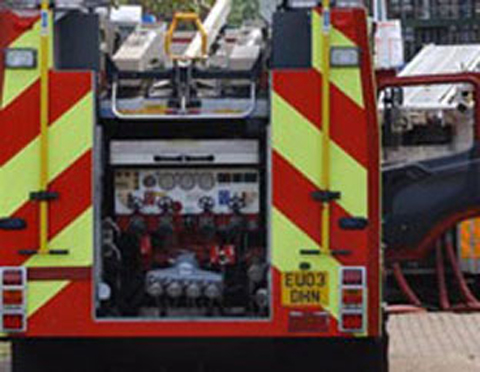 Firefighters stop Welling house fire spreading to neighbouring homes