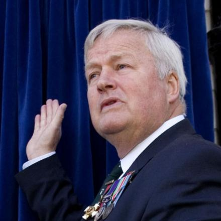 Beckenham MP Bob Stewart opposes gay marriage