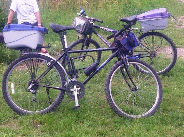 Appeal for help to find stolen bicycles